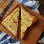 インスタで話題!「悪魔のトースト」基本のレシピ&気になるカロリーは314kcal!