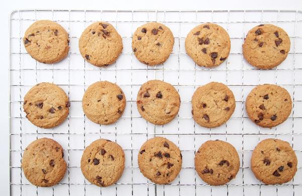 バレンタイン チョコチップクッキー