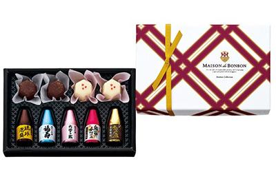 日本酒のチョコレート「ゴンチャロフ」