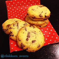 チョコレートチップクッキーのレシピ02