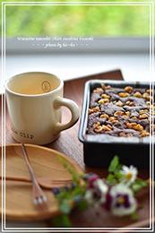 チョコレートブラウニーのレシピ01
