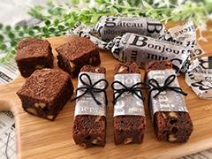 チョコレートブラウニーのレシピ02