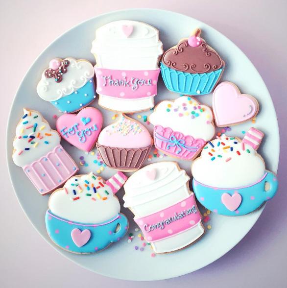 アイシングクッキー y&c sweets