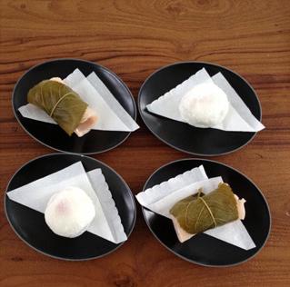雛祭り 桜餅