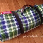 コールマンの起毛レジャーシートを運動会用に購入!サイズや畳み方、洗濯方法は?