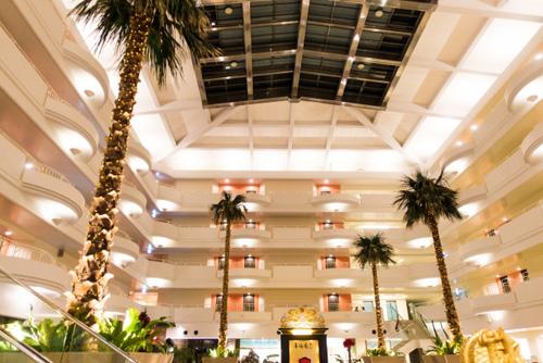 沖縄リゾートホテルビーチ・プール・施設一覧表