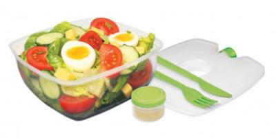 sistema サラダ お弁当箱