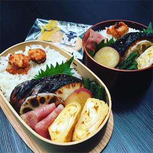 滝沢さん 曲げわっぱのお弁当 01