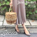 ジェーン・バーキンがお手本!素朴なかっちり系かごバッグで大人のおしゃれを楽しむ!
