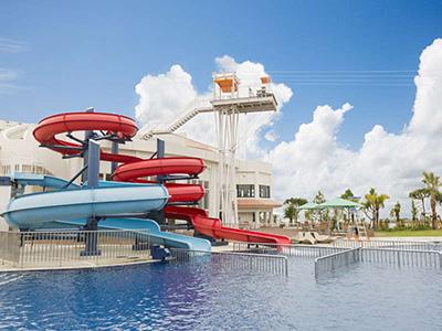 シェラトン沖縄「プール」