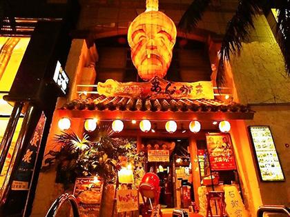 国際通りのおすすめ民謡居酒屋「あんがま」