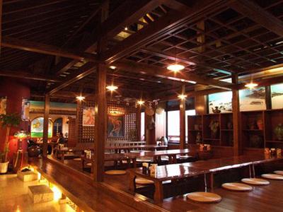 沖縄民謡を子連れで楽しめるお店「松尾」