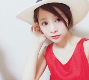 帽子のヘアアレンジ02