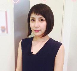 ショートバング・タレント&女優&モデル02
