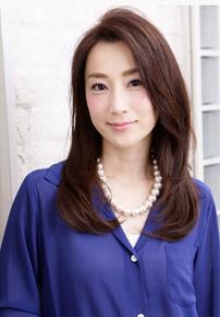 アラフォー井川さん風ロングヘア01