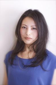 アラフォー井川さん風ロングヘア03