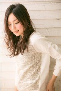 アラフォー井川さん風ロングヘア05
