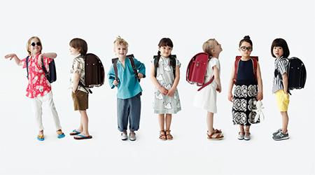 2018こどもビームス×大峡製鞄のランドセル