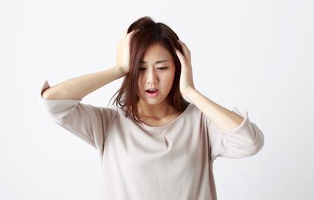 40代女性の髪の年代別悩み