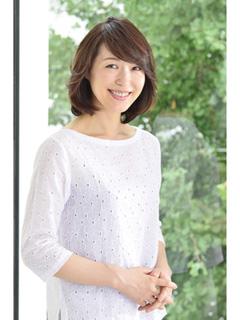 アラフォー髪型ミディアム08