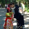 滝沢眞規子さんの七五三◆気になるおしゃれママのスーツや母娘の着物コーデは?