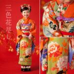 【七五三】おしゃれな子供用アンティーク着物のレンタル・購入が出来るお店はコチラ!