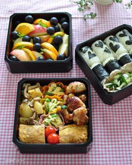 料理研究家の運動会のお弁当10