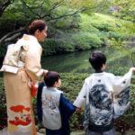 【七五三◆母親の服装】ママタレント&モデルのファッション・着物スタイルを集めました!