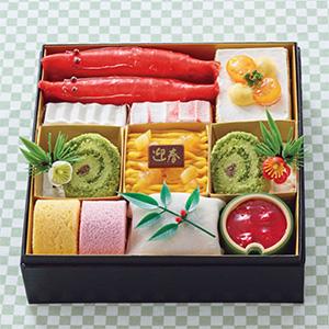 2018年イオンのスイーツおせち華菓