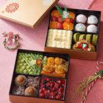 【2018◆最新スイーツおせち】お正月の手土産に!和菓子&洋菓子のおせち風お菓子を集めました