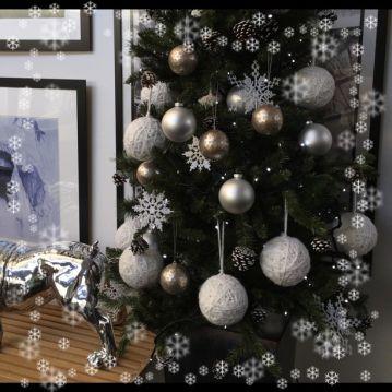 滝沢さんクリスマスツリーデコレーション01