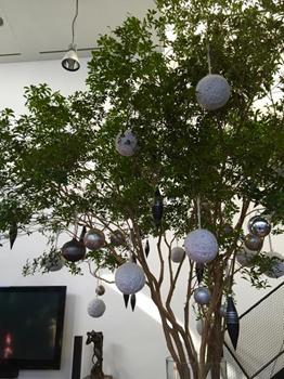 滝沢さんクリスマスインテリア02