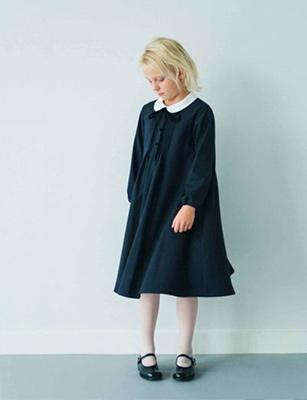 こどもビームスの女の子の入学式スーツ01
