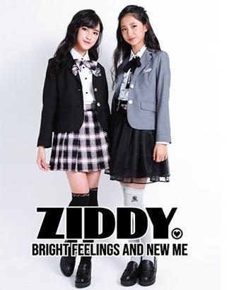 2019「ziddy」卒服