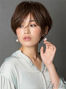 40代の髪型・ヘアカタログNo.7(2017)
