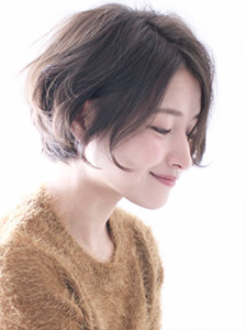 40代の髪型・ヘアカタログNo.9(2017)