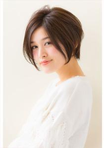 40代の髪型・ヘアカタログNo.12(2017)