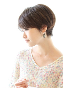 40代の髪型・ヘアカタログNo.18(2017)