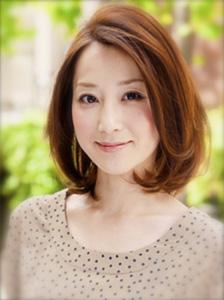40代の髪型・ヘアカタログミディアムNo.2(2017)
