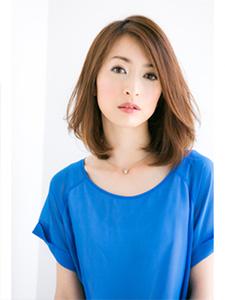 40代の髪型・ヘアカタログミディアムNo.3(2017)