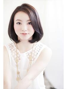 40代の髪型・ヘアカタログミディアムNo.5(2017)