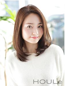 40代の髪型・ヘアカタログミディアムNo.8(2017)