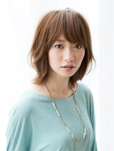 40代の髪型・ヘアカタログミディアムNo.12(2017)