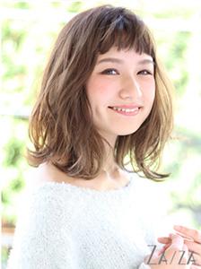 40代の髪型・ヘアカタログミディアムNo.16(2017)