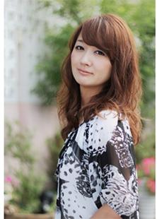 40代の髪型・ヘアカタログ「ロング」No.1(2017)