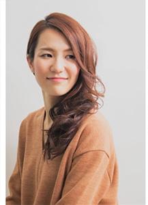 40代の髪型・ヘアカタログ「ロング」No.2(2017)