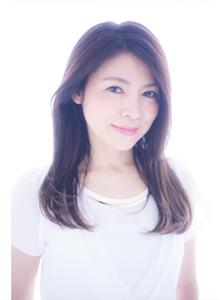 40代の髪型・ヘアカタログ「ロング」No9(2017)