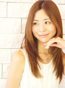 40代の髪型・ヘアカタログ「ロング」No.10(2017)