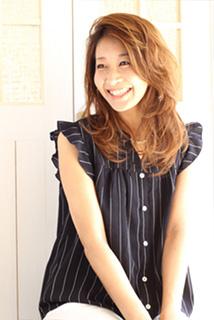40代の髪型・ヘアカタログ「ロング」No.11(2017)
