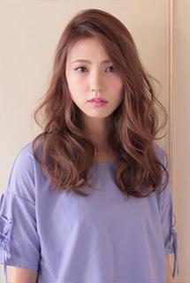 40代の髪型・ヘアカタログ「ロング」No.14(2017)
